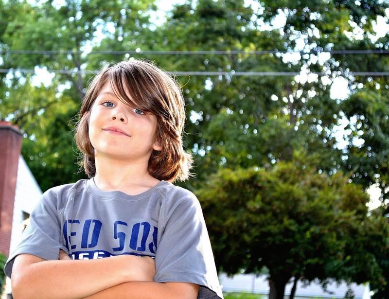 התנגדות נחרצת. ילד דוגמן|צילום: pixabay.com