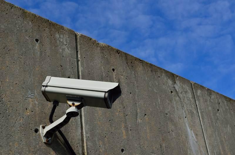המצלמה גילתה את הגנב. מצלמת אבטחה|צילום: pixabay.com