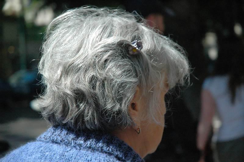 ביקשה וקיבלה את הסעד מבית המשפט. בתמונה: קשישה | צילום אילוסטרציה (למצולמת אין כל קשר לנאמר בכתבה): www.pixabay.com